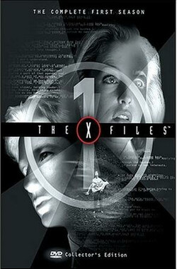 "坠落天使 ""The X Files"" Season 1, Episode 9: Fallen Angel (1993)"