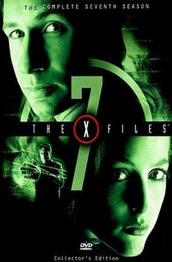 """The X Files"" SE 7.8 The Amazing Maleeni (2000)"