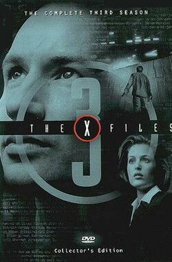 """The X Files""Season 3, Episode 2: Paper Clip (1995)"