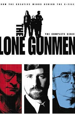 神秘黑客 The Lone Gunmen (2001)