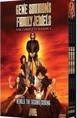 摇滚皇帝的一家 第二季 Gene Simmons: Family Jewels ( Season 2 ) (2007)