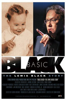 Basic Black: The Lewis Black Story (2010)