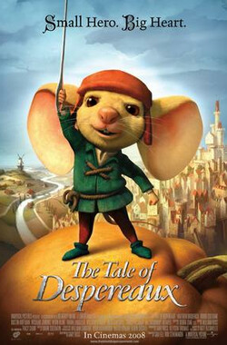 浪漫鼠德佩罗 The Tale of Despereaux (2008)