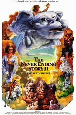 回到大魔域 The NeverEnding Story II: The Next Chapter (1990)