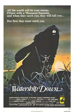 沃特希普高地 Watership Down (1978)