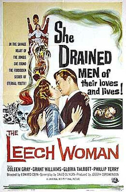 吸髓女人 The Leech Woman (1960)