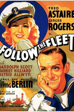海上恋舞 Follow the Fleet (1936)