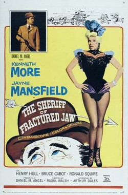 The Sheriff of Fractured Jaw (1959)