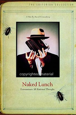 裸体午餐 Naked Lunch (1991)