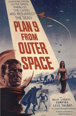 外太空计划9 Plan 9 from Outer Space (1959)