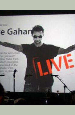 Dave Gahan: Live Monsters (2004)