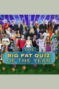 The Big Fat Quiz of the Year 2008