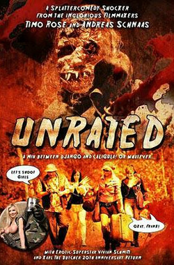 未分级电影 Unrated: The Movie
