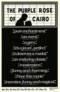 开罗紫玫瑰 The Purple Rose of Cairo (1985)