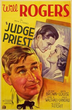 普里斯特法官 Judge Priest (1934)