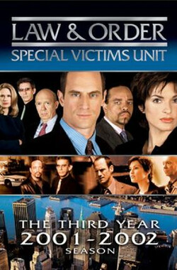 法律与秩序:特殊受害者 第三季 Law & Order: Special Victims Unit Season 3 (2001)