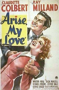 时代儿女 Arise, My Love (1940)