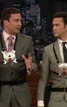 Joseph Gordon-Levitt on Late Night with Jimmy Fallon