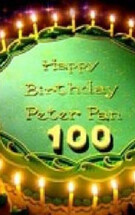 Happy Birthday, Peter Pan