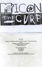 MTV Icon: The Cure