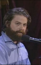 """Comedy Central Presents"" Zach Galifianakis"
