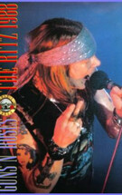 Guns N' Roses: Live at the Ritz(1988)