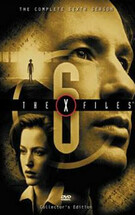 """The X Files"" SE 6.15 Monday"