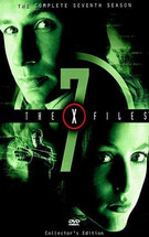 """The X Files"" SE 7.12 X-Cops"