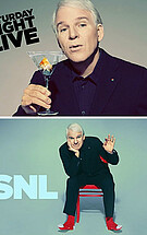 Saturday Night Live Steve Martin/Jason Mraz Season 34