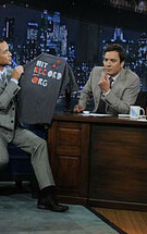 """Late Night with Jimmy Fallon"" Joseph Gordon-Levitt"
