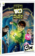 BEN10外星英雄 Ben 10: Alien Force
